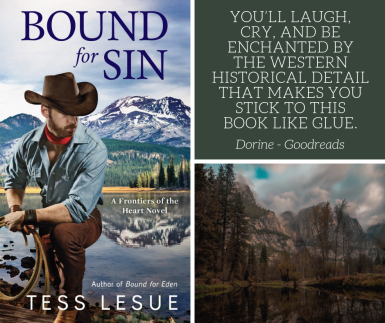 You'll laugh, cry, and be enchanted by the western historical detail that makes you stick to this book like glue.
